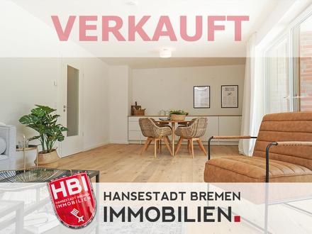 Worpswede / Bötjerscher Hof - Helle Erdgeschosswohnung mit Garten