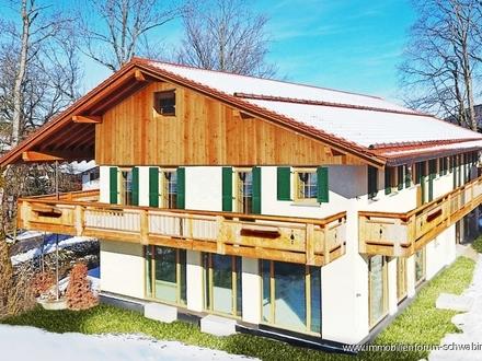 Idyllisch Leben im Urlaubsparadies mit traumhaftem Gebirgsblick in Nähe zum Tegernsee / Bad Wiessee!