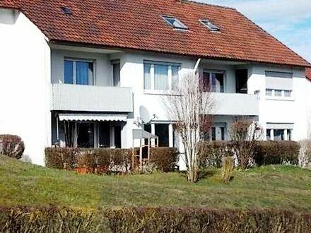 3-Zimmer-Wohnung mit Terrasse in Südstadtlage