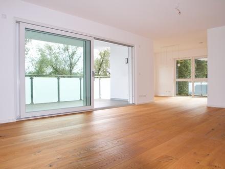 Direkt am Inn: Exklusive 4-Zimmer-Wohnung mit großem Balkon