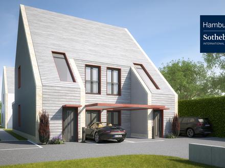 Planen Sie Ihre Doppelhaushälfte mit individueller Ausstattung in Wellingsbüttel