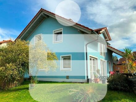 Familiendomizil - gutgeschnittenes Einfamilienhaus mit Garten Nähe Hauzenberg