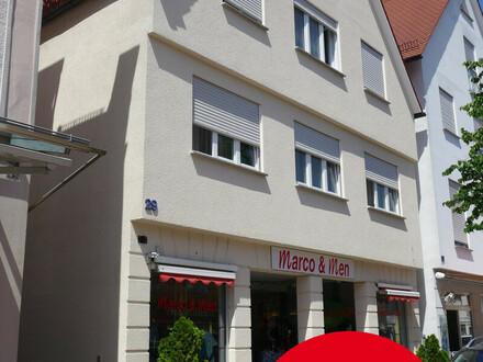 Hochwertig ausgestattete Gewerbeeinheit, helle Büro-/ Ladenfläche in 1A Lage von Bad Wurzach