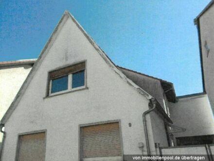 Zweifamilienhaus (Zwangsversteigerung)