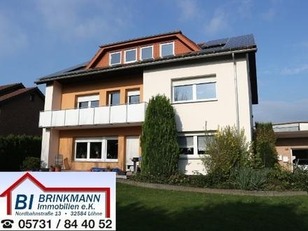 Löhne-Mennighüffen - energetisch saniertes 3-Familienhaus als Kapitalanlage / Mehr-Generationen-Haus!