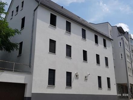 ErstbezugPostplatz 3 Zimmer Galerie Wohnung mit Garage
