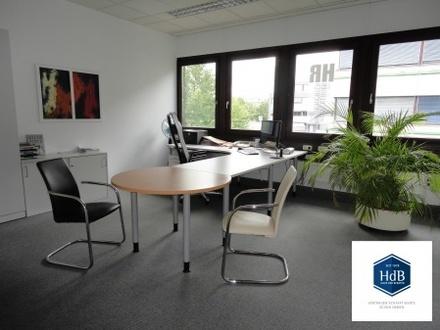 Gepflegte Büroeinheit mit 5 Einzelbüros und schöner Teeküche!