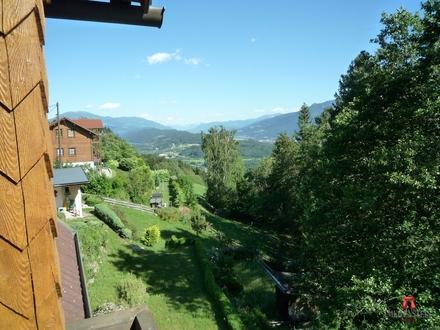 Ausblick- Balkon