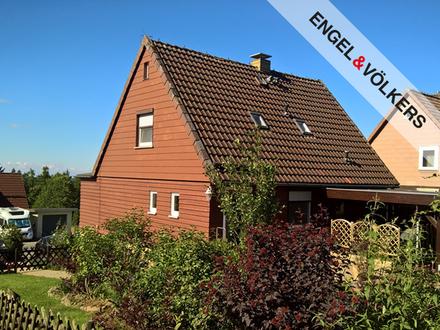 Modernisiertes Einfamilienhaus in sehr guter Lage