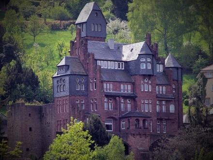 *Werden Sie Ihr eigener Burgherr hoch droben über den Dächern der historischen Stadt Miltenberg*