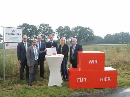 Attraktive Baugrundstücke im OT Hollenstede der Stadt Fürstenau