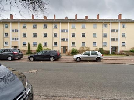 Sehr gepflegte Eigentumswohnung in begehrter Wohnlage in Neu-Schwachhausen