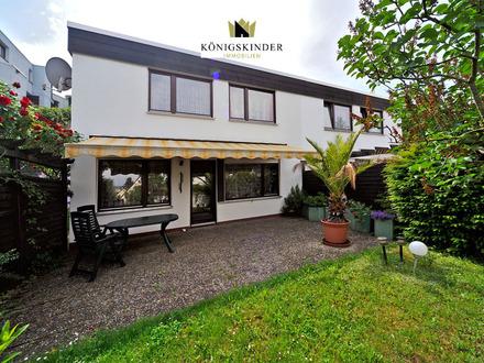 Blick auf den Rotenberg! Reiheneckhaus mit schöner Terrasse + Garten in ruhiger und zentraler Lage