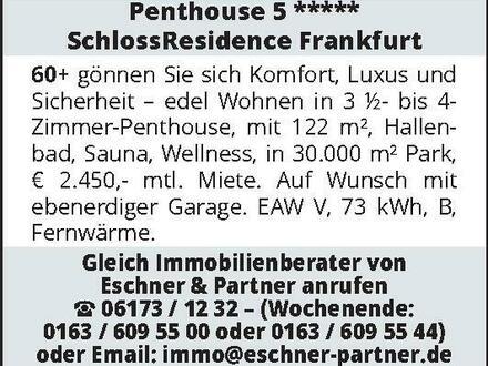 Penthouse 5 ***** SchlossResidence Frankfurt