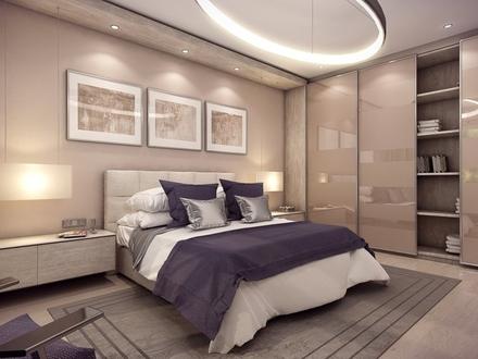 Designbeispeil Schlafzimmer