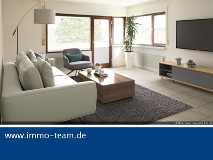 Großzügige 4 Zimmer-Wohnung in ruhiger Lage