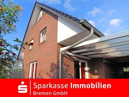 Haus ohne Maklerprovision!Hochwertiges Einfamilienhaus in der Toplage Osterholz Bremen