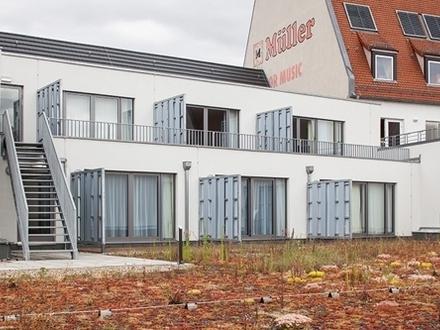 Vollmöbliertes Apartment in der Großen Ulrichstraße - mit großer Terrasse