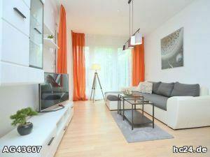 Stilvoll möblierte Wohnung mit WLAN, Stellplatz und Terrasse in Erlangen