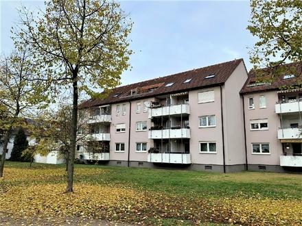 Große 2 ZKB in Mannheim-Rheinau