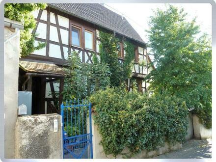 Rüdesheim-Eibingen: Historisches Einfamilienhaus in ruhiger Lage
