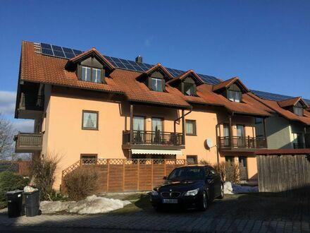 Schöne 2 Zimmer-Wohnung mit Balkon in Schöfweg