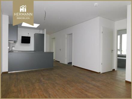 Neubau Erstbezug! Moderne 3-Zimmerwohnung mit Wintergarten in Hochheim
