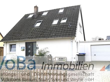 Wohlfühlatmosphäre garantiert - liebevoll modernisiertes Einfamilienhaus in Seckenhausen