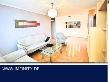 Direkt wohlfühlen mit Weitblick über Sindelfingen*3-Zimmer Eigentumswohnung++Tiefgarage*