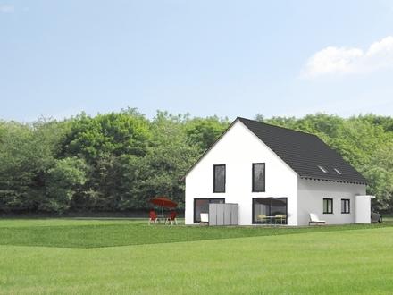 Moderne neue Doppelhaushälfte in Bestlage von Hergershausen!