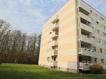 Bezahlbare Eigentumswohnung mit Fahrstuhl und Balkon