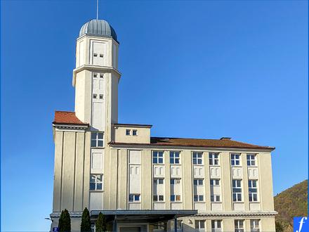 Gewerbepark-Service * Aufzug * Glasfaser (Q2/2021)
