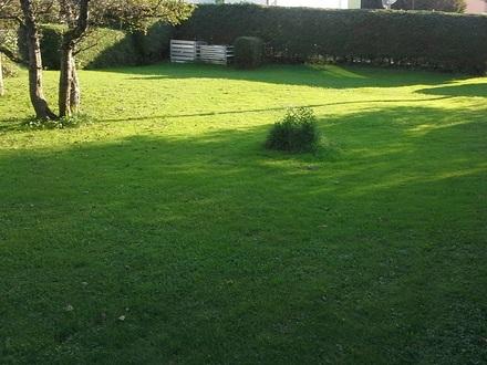 3-Zimmer-Wohnung in Alt-Maxglan mit ca. 300 m² Garten