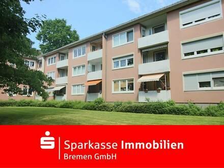 Eine sichere Kapitalanlage: Vermietete und gepflegte 3-Zimmer-Eigentumswohnug in Bremen-Marßel