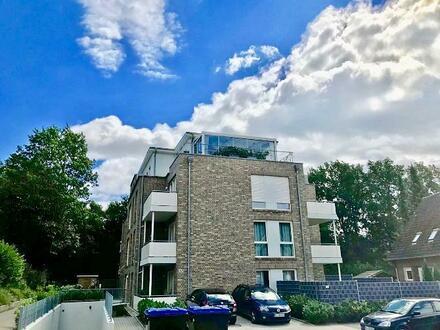 Penthousewohnung mit Wintergarten und Dachterrasse