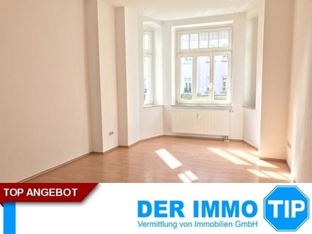 Großzügige 3 Zimmerwohnung mit Wintergarten und Garten ++ Kaßberg