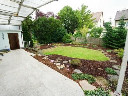 Saniertes Einfamilienhaus mit Garten in Sandhofen