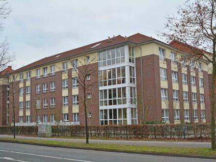 Gut vermietete Seniorenwohnung in bevorzugter Wohnlage von Oldenburg-Wechloy