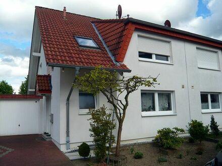 Doppelhaushälfte mit hochwertiger Austattung in TOP-Lage - Nahe Hochschule Hamm-Lippstadt