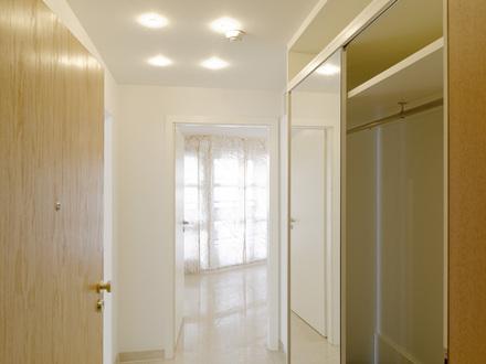 Stilvolle, gepflegte 3-Zimmer-Wohnung mit zwei Balkonen und Bädern sowie EBK in Heilbronn