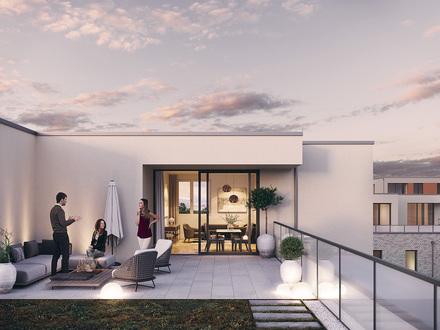 3-Zimmer-Wohnung in Stuttgart-Nord »Stadtwohnen in S-Rosenstein II, Haus 3«
