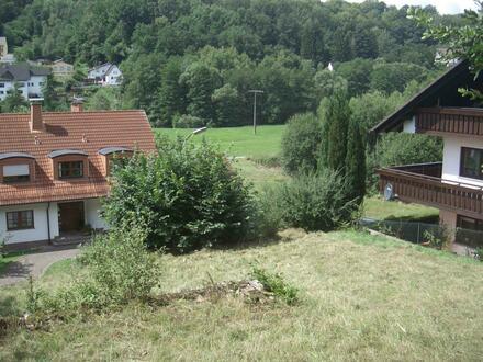 Traumhafter Bauplatz in Waldrandlage