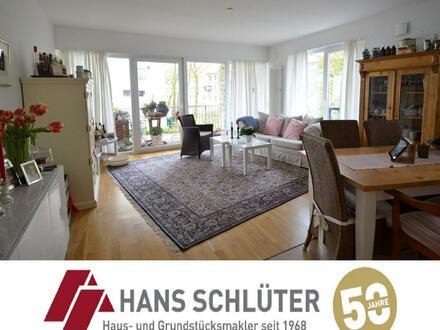 Exklusive 3 Zimmer Wohnung in Bestlage Schwachhausens!