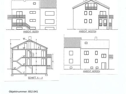 Große Maisonettewohnung mit Südgarten und ca. 152 qm Gesamtfläche