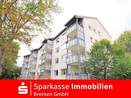 Neu-Schwachhausen - Gepflegte und gemütliche 4-Zimmer-Eigentumswohnung im Hochparterre