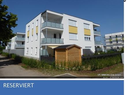 Tolle Eigentumswohnung mit Südbalkon im Anne Frank Carré