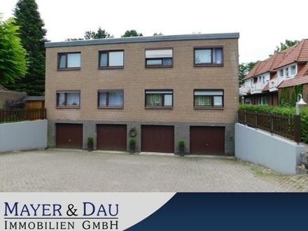 Bad Zwischenahn: Vermietete 3-Zimmer-Wohnung in zentraler Lage, Obj. 4263