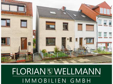 Bremen - Hastedt I Großzügig geschnittene 3-Zimmer-Maisonettewohnung
