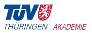 TÜV Akademie GmbH Unternehmensgruppe TÜV Thüringen