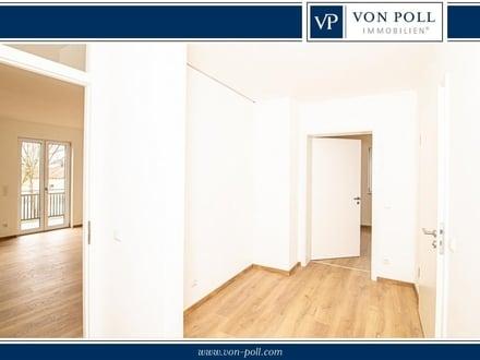 Hochwertige 2-Zimmer-Wohnung mit Balkon!